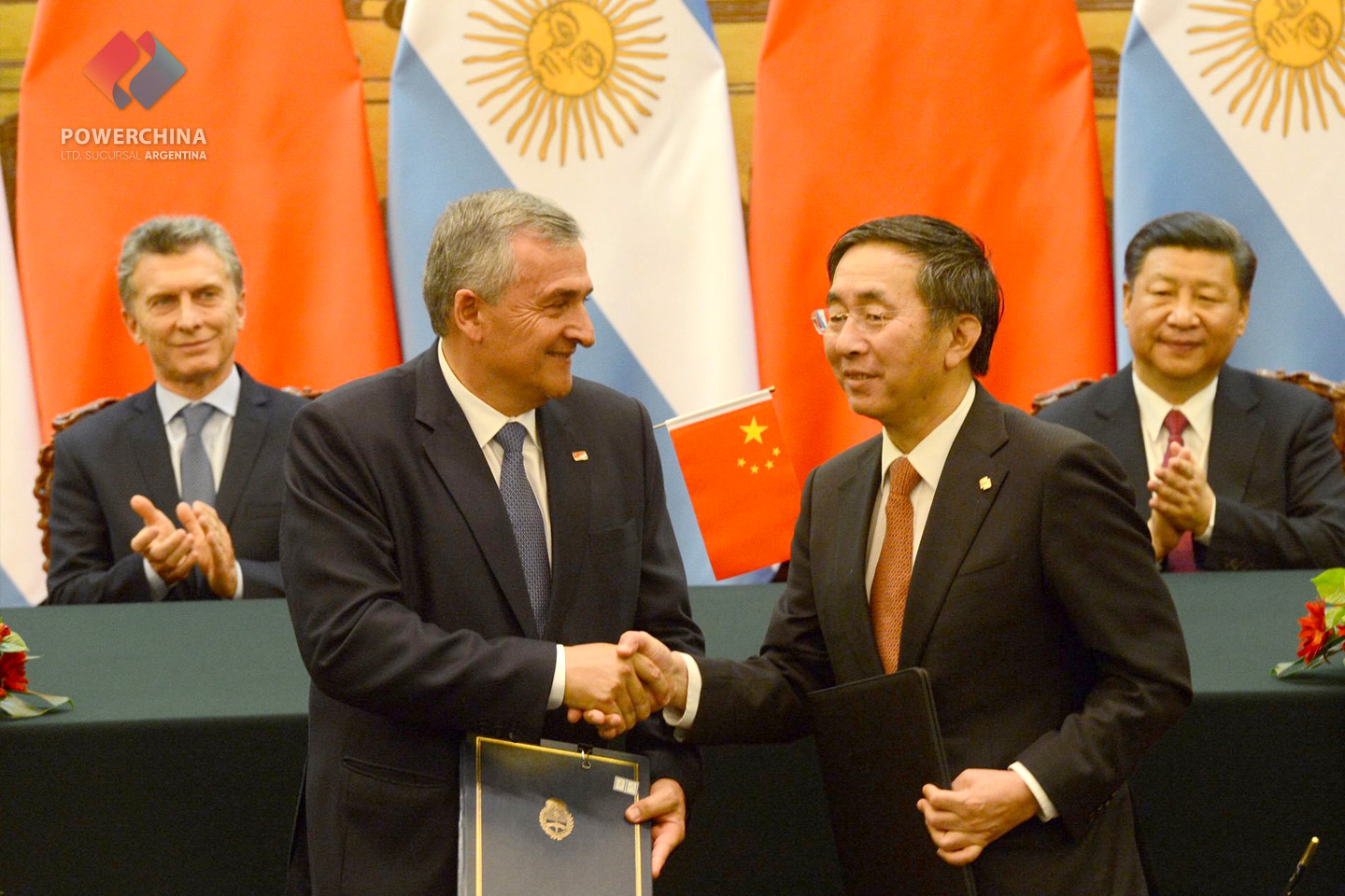 Powerchina Argentina Cauchari